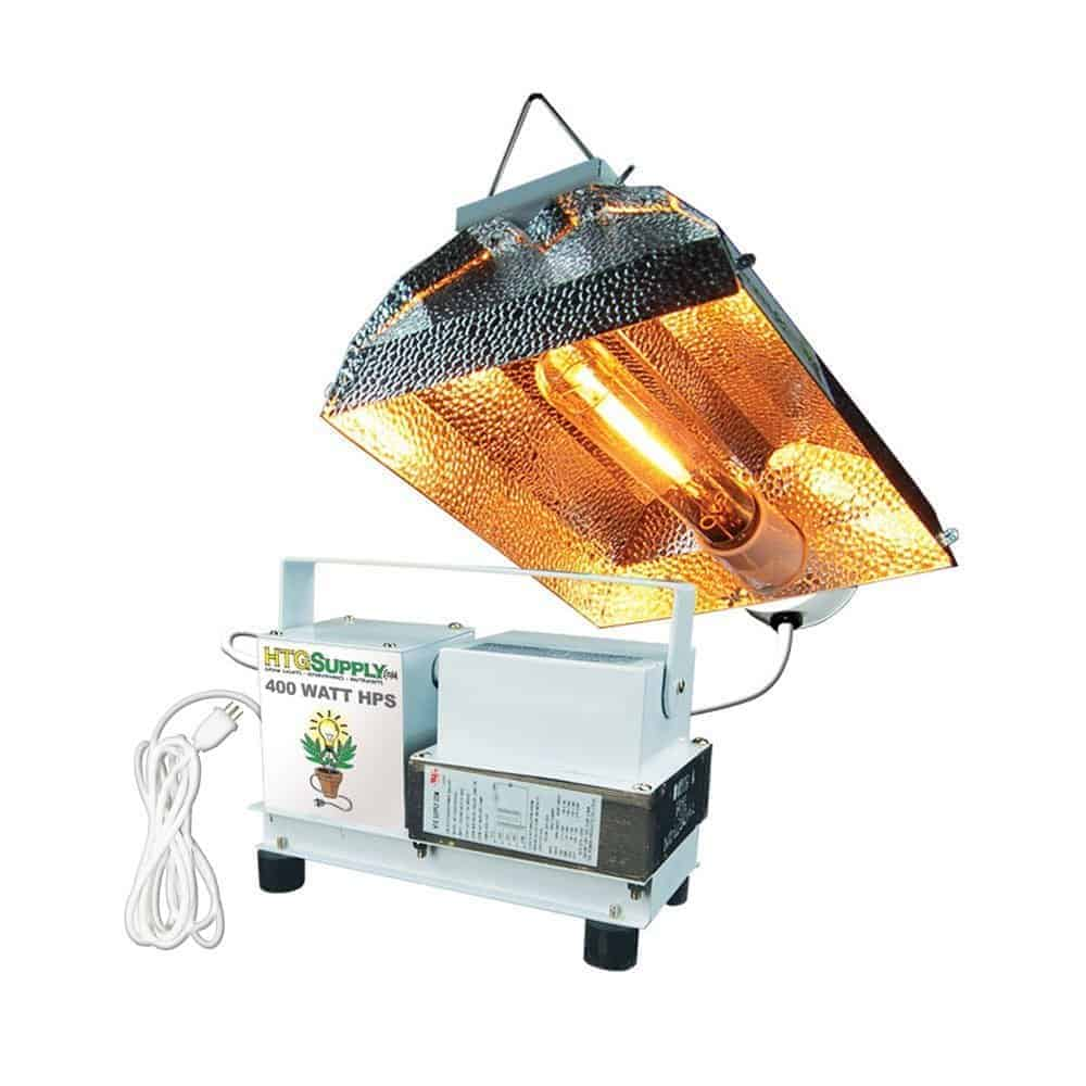 High-Pressure Sodium Bulb Feature