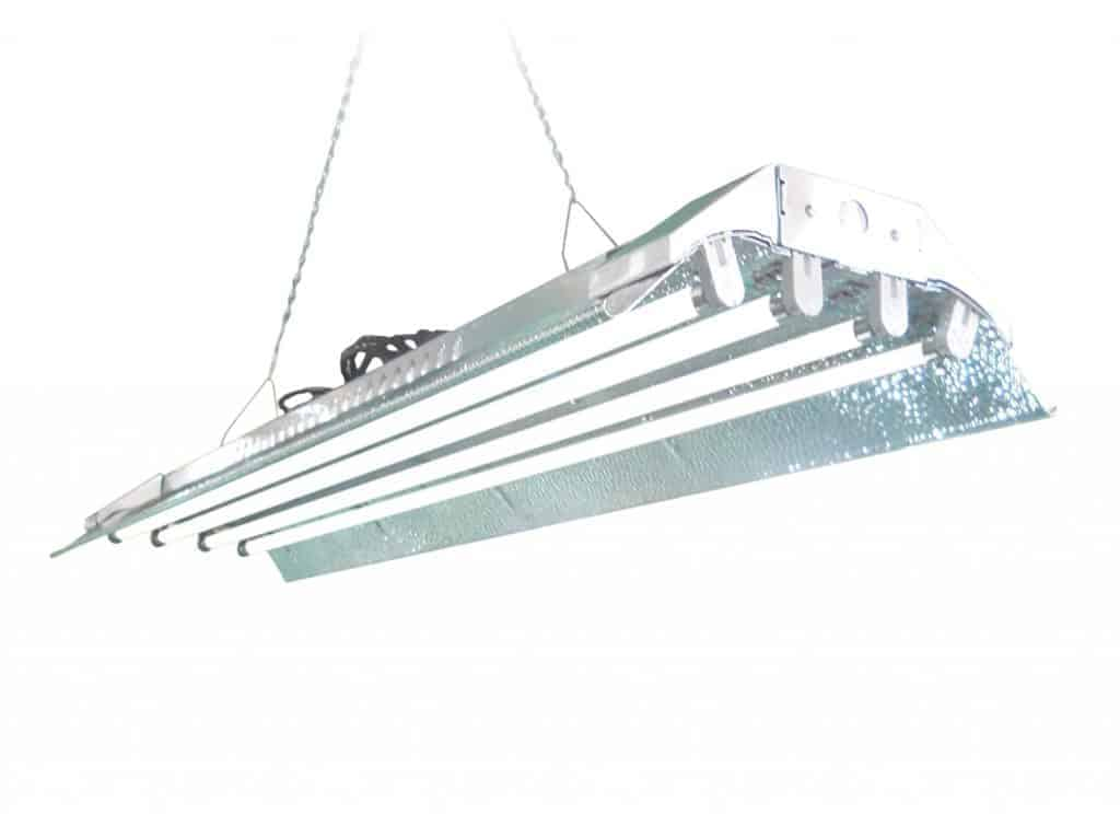 T5 Light Grow Fixtures Systems Hydroponics Base