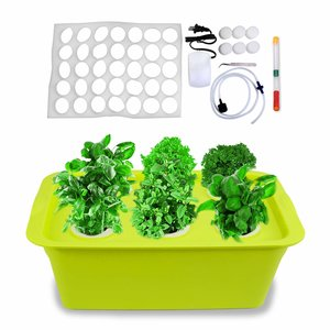 Freehawk Hydroponic System Growing Kit