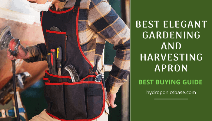 BEST Elegant Gardening And Harvesting Apron