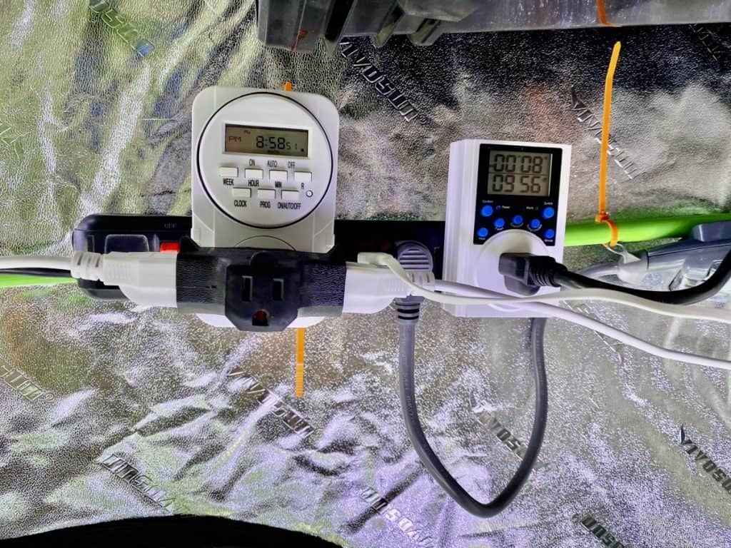 Grow Tent Timers